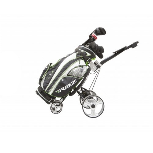 Carro de golf electrico Ecaddy 106 Gel