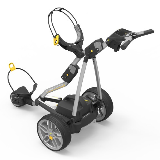 Carro de golf Electrico Powakaddy FW7s
