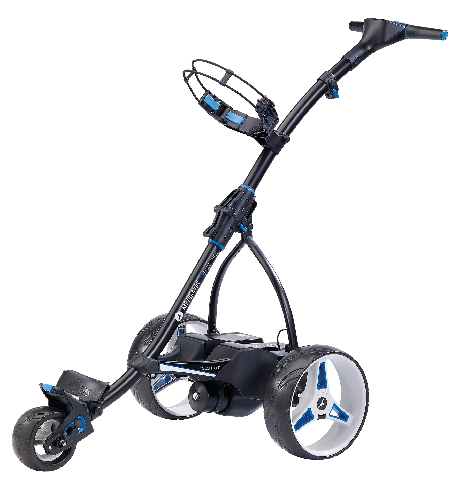 Carro de golf eléctrico Motocaddy S5 Connect