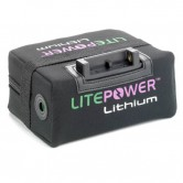 Litepower: Bateria de litio 15Ah