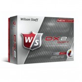 Bolas de golf Wilson Dx2 Soft