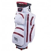 Bolsa golf impermeable BagBoy Techno Blanca