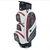 Bolsa golf impermeable Motocaddy Dry Series Negra-Roja