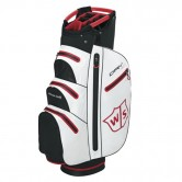 Bolsa golf impermeable Wilson Staff Tech Dry Blanca
