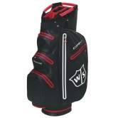 Bolsa golf impermeable Wilson Staff Tech Dry Negra