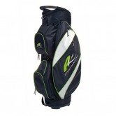 Bolsa golf Powakaddy Lite Cart Bag Negra-Lima