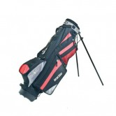 Bolsa de golf tripode Longridge Weekend bag roja